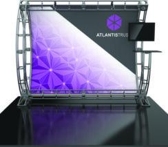 10'x10' Radiant Truss Kit (A)