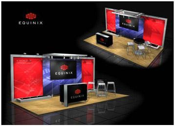 tradeshow booth design