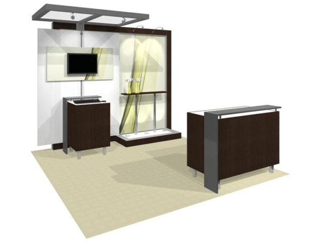 trade show display company, custom trade show exhibits